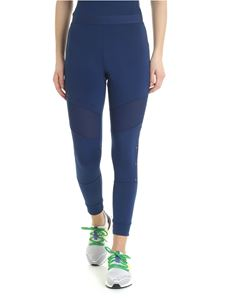 Adidas by Stella McCartney - Performance Essentials blue leggings