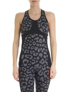 Adidas by Stella McCartney - Comfort Tank top with animalier pattern