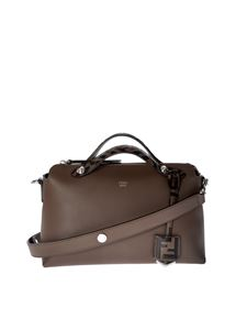 Fendi - Brown medium By The Way handbag