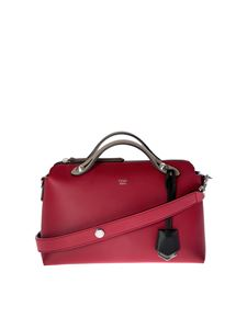 Fendi - Red medium By The Way handbag