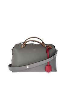 Fendi - Grey medium By The Way handbag