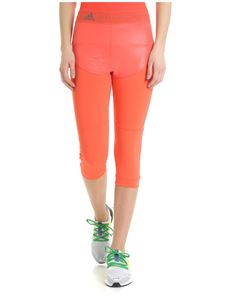 Adidas by Stella McCartney - Run Tight coral color leggings