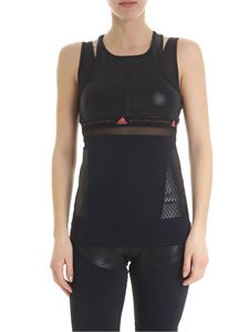 Adidas by Stella McCartney - Run Tank Adidas black top