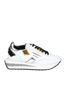 Ghoud Venice - Rush X sneakers in white leather