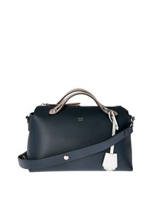 Fendi - Blue medium By The Way handbag