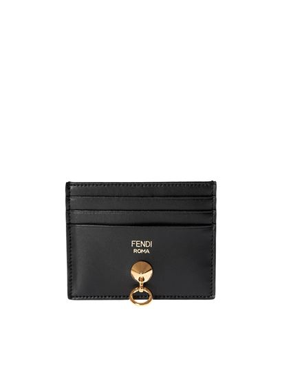 Fendi - Black By The Way card holder