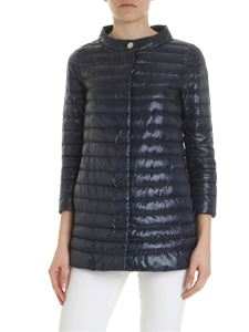 Herno - Rossella blue down jacket