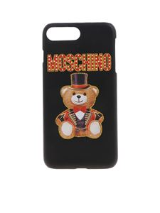 Moschino - Cover Teddy Circus per IPhone 6/6S/7/8Plus