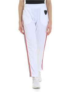 Rossignol - Rossignol white trousers with logo