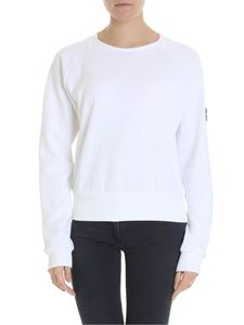 Colmar - Colmar crewneck sweatshirt in white