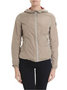 Colmar - Beige reversible Charge jacket with hood