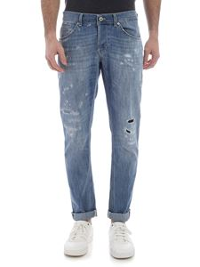 Dondup - Jeans George Dondup in Denim azzurro
