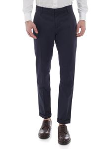 Dondup - Gaubert blue trousers Dondup