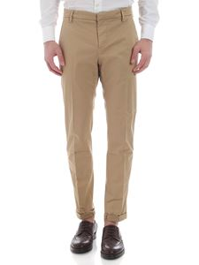 Dondup - Gaubert beige trousers Dondup