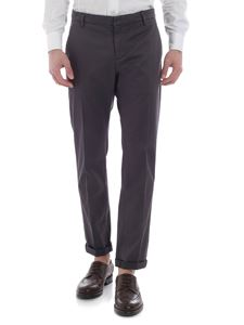 Dondup - Gaubert Dondup mud-colored trousers