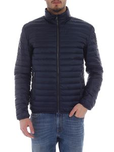 Colmar - Blue quilted down jacket Colmar