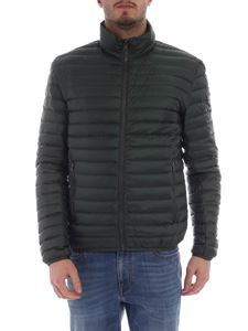 Colmar - Quilted green down jacket Colmar