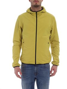 Herno - Herno yellow windbreaker