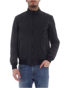 Herno - Herno bomber jacket in black