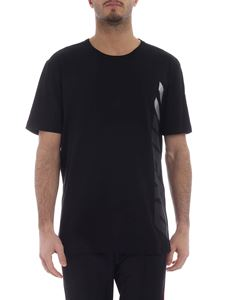 Rossignol - Rossignol T-shirt with Hero print and black Patch