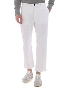 Pence - Efrem white trousers