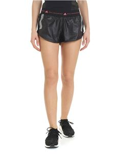 Adidas by Stella McCartney - Run AZ black sporty shorts