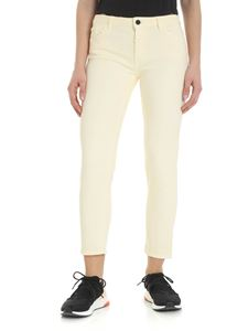Pence - Edda cream-colored jeans