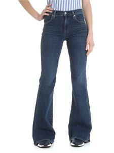 Citizens of Humanity - Chloe blue flared jeans