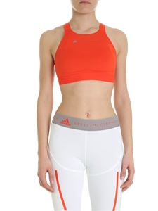 Adidas by Stella McCartney - Essential Performance orange top