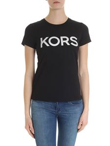 Michael Kors - Michael Kors t-shirt in black with studs