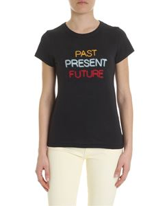 Rag & Bone - Past Present Future black t-shirt