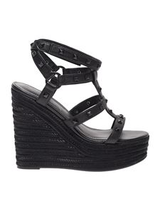 Kendall + Kylie - Give black sandals