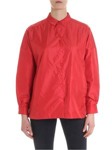 Aspesi - Crostata jacket in red Thermore
