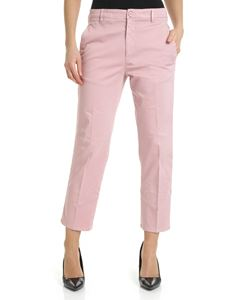 Dondup - Rothka trousers in pink