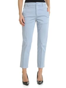 Dondup - Rothka trousers in light blue