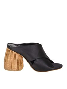 Paloma Barceló - Black Lois sandals