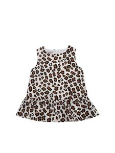Pinko Up - Flamine animalier top