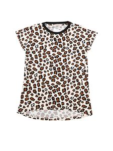 Pinko Up - T-shirt Sillaro animalier