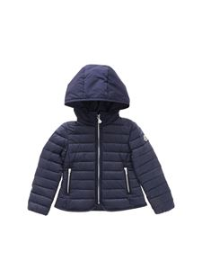 Moncler Jr - Blue Takaroa Moncler down jacket