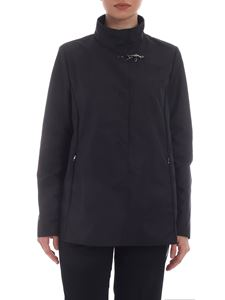 Fay - Black Fay jacket with hook