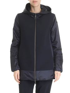 RRD Roberto Ricci Designs - Blue Summer Zar jacket with hood
