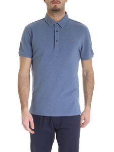 Etro - Etro polo in pique cotton