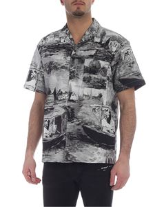 Off-White - Lake Holiday Off-White shirt
