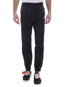 Off-White - Off-White Logo jogging trousers