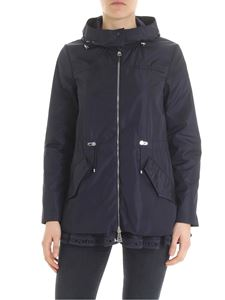 Moncler - Loty dark blue jacket