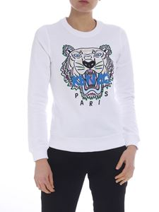 Kenzo - Kenzo Tiger sweatshirt in white