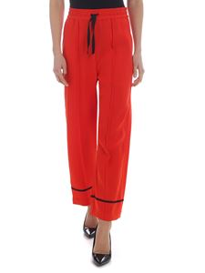 McQ Alexander Mcqueen - McQ red trousers