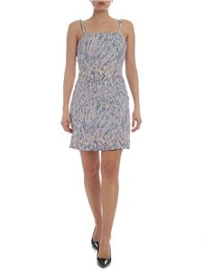Vivetta - Cento sheath dress with embroidered flowers