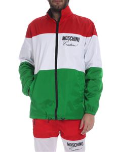 Moschino - Moschino tricolor jacket