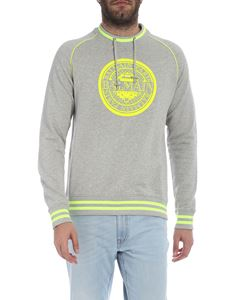 Balmain - Balmain sweatshirt in grey with medallion logo